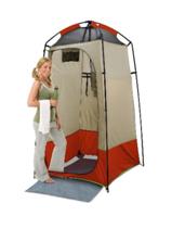 deluxe shower toilet changing room tent